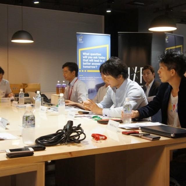 東京都インキュベーションHUB推進プロジェクト 成長分野別 ラウンドテーブルに参加