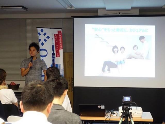 ゼロワンブースター主催の特別セミナーにて青柳が講演を行いました