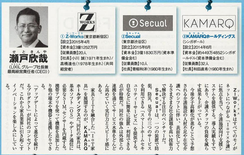 週刊エコノミスト8/1号